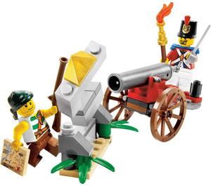 LEGO Cannon Battle Set 6239
