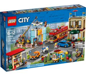 LEGO Capital City Set 60200