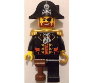 LEGO Captain Brickbeard Minifigure