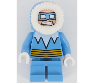 LEGO Captain Cold with Short Legs Minifigure