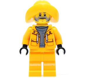 LEGO Captain Jonas Minifigure