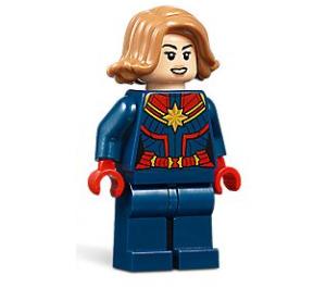 LEGO Captain Marvel Minifigure
