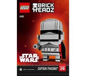 LEGO Captain Phasma Set 41486 Instructions