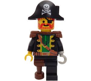 LEGO Captain Redbeard Minifigure