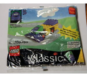 LEGO {Car} Set 2045 Packaging