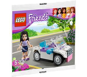 LEGO Car Set 30103 Packaging