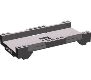 LEGO Car Track 16 x 8 x 2 Straight (42936)