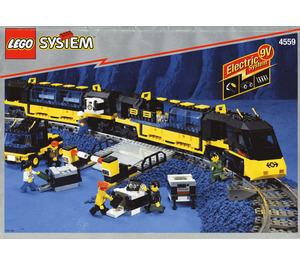 LEGO Cargo Railway Set 4559 Instructions