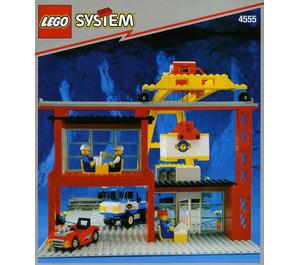 LEGO Cargo Station Set 4555