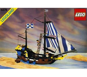 LEGO Caribbean Clipper Set 6274