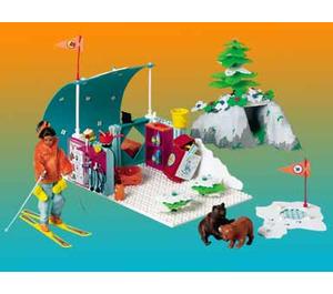 LEGO Carla's Winter Camp Set 3148