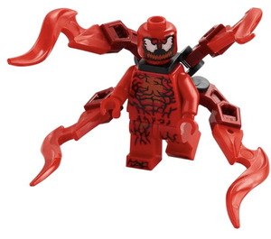 LEGO Carnage Minifigur