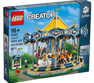 LEGO Carousel Set 10257 Packaging