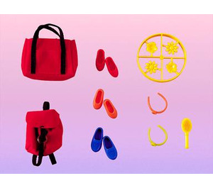 LEGO Carry and Shopping Accessories Set 3146
