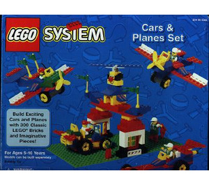 LEGO Cars and Planes Set 3226