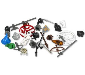 LEGO Castle Accessories Set 10066
