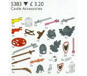 LEGO Castle Accessories Set 5383