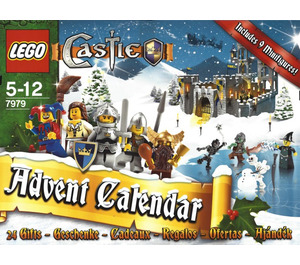 LEGO Castle Advent Calendar Set 7979-1