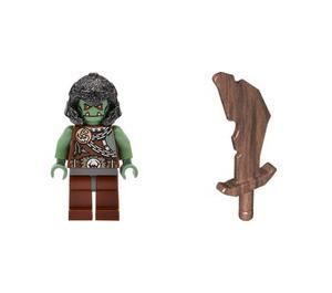 LEGO Castle Advent Calendar Set 7979-1 Subset Day 21 - Troll Warrior
