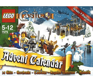 LEGO Castle Advent Calendar Set 7979