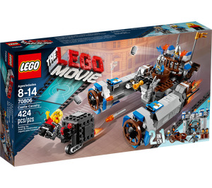 LEGO Castle Cavalry Set 70806 Packaging