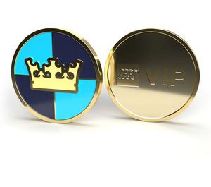 LEGO Castle logo collectable coin (5006472)