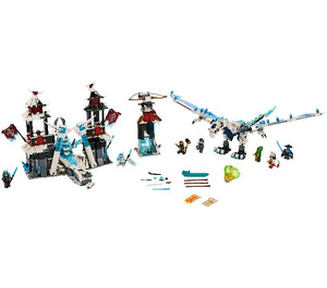 LEGO Castle of the Forsaken Emperor Set 70678
