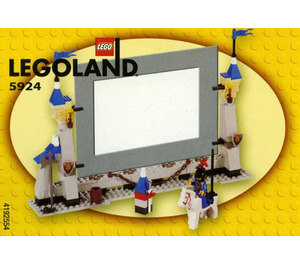 LEGO Castle Picture Frame (5924)