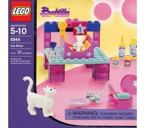 LEGO Cat Show Set 5944