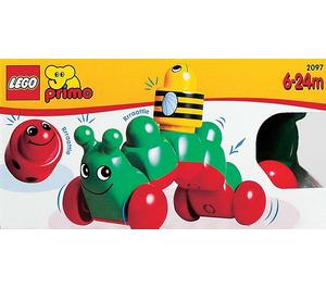 LEGO Caterpillar and Friends Set 2097