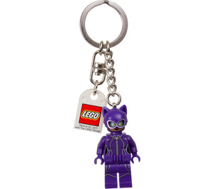 LEGO Catwoman Key Chain (853635)