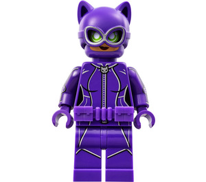 LEGO Catwoman - Smiling from LEGO Batman Movie Minifigure