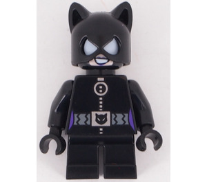LEGO Catwoman with Short Legs Minifigure