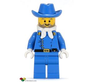 LEGO Cavalry Lieutenant with Bandana Minifigure