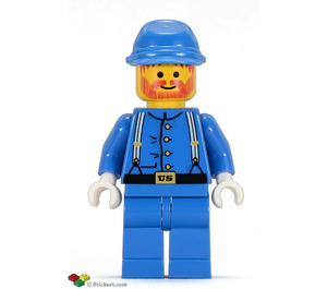 LEGO Cavalry Soldier Minifigure