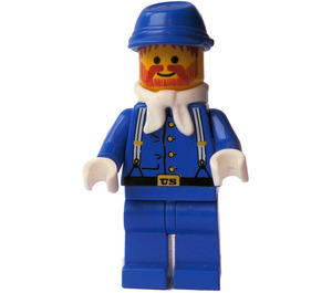 LEGO Cavalry Soldier with Bandana Minifigure