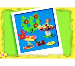 LEGO Celebration Set 3159 Instructions