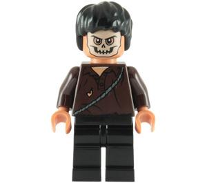 LEGO Cemetery Warrior Minifigure