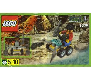 LEGO Chainsaw Bulldozer Set 1275