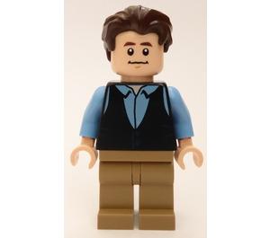LEGO Chandler Bing Minifigure