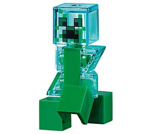 LEGO Charged Creeper Minifigure