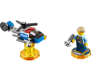LEGO Chase McCain Fun Pack Set 71266