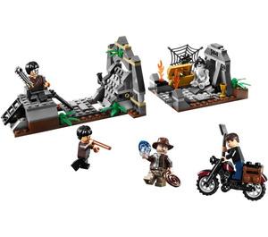 LEGO Chauchilla Cemetery Battle Set 7196