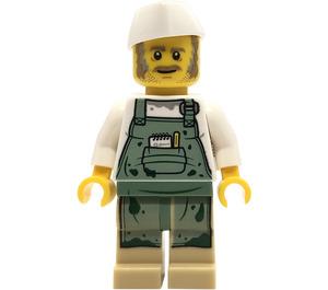 LEGO Chef Enzo Minifigur