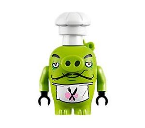 LEGO Chef Pig Minifigure