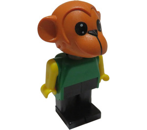 LEGO Chester Chimp Fabuland Figure