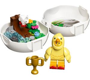 LEGO Chicken Skater Pod Set 853958