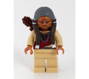 LEGO Chief Big Bear Minifigure