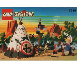 LEGO Chief's Tepee Set 6746
