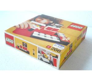 LEGO Children's room Set 266-1 Packaging